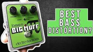 bass big muff pedal distorsion