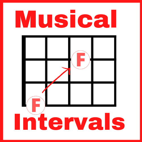 intervals in music