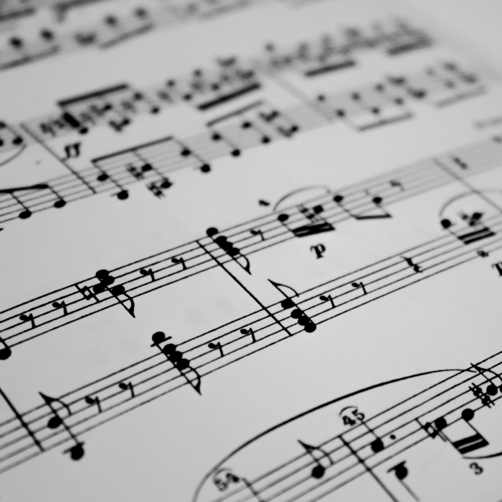 How to read notes on sheet music